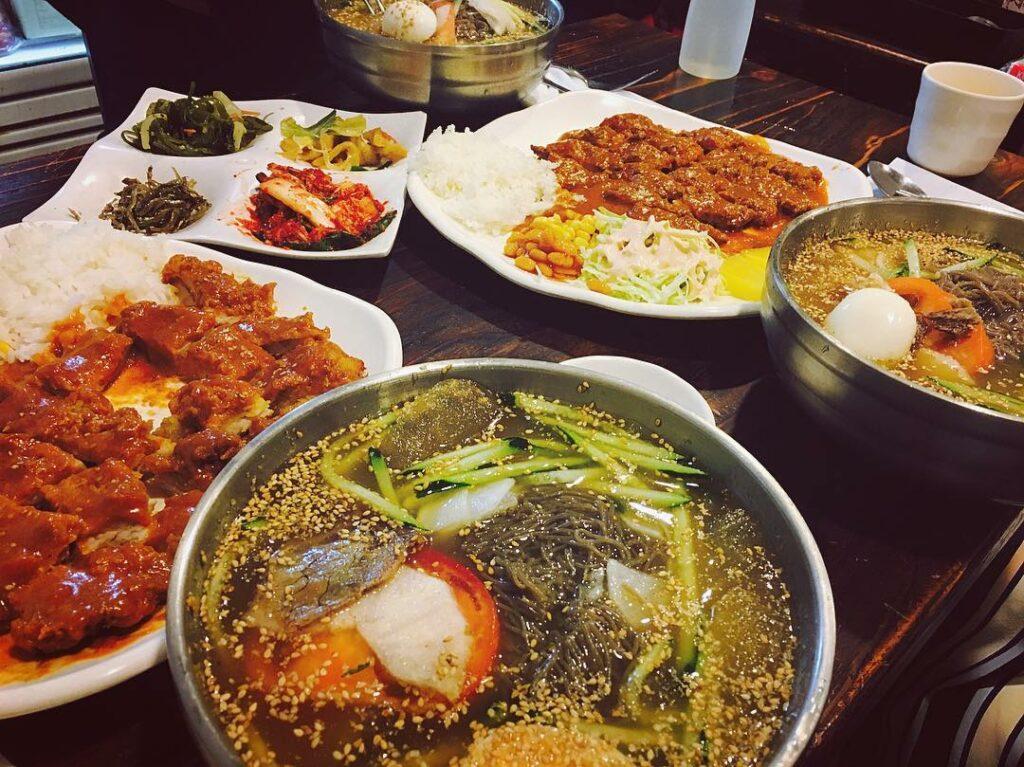 King Albert Park Food - Myung Ga II