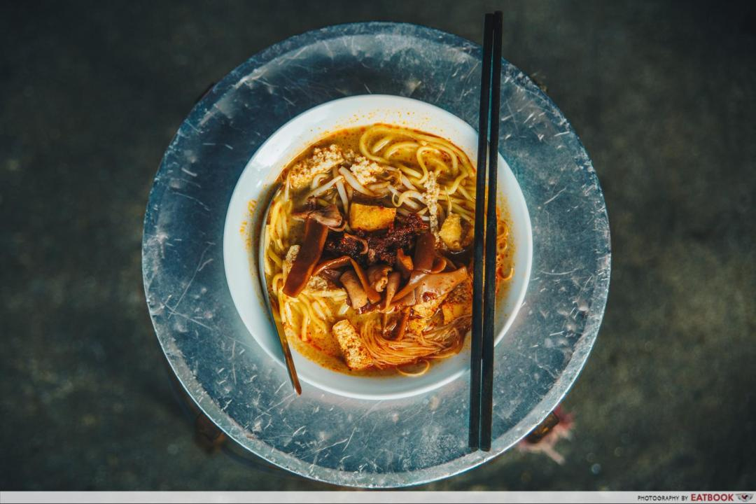 Penang Hawker Food - Curry Mee