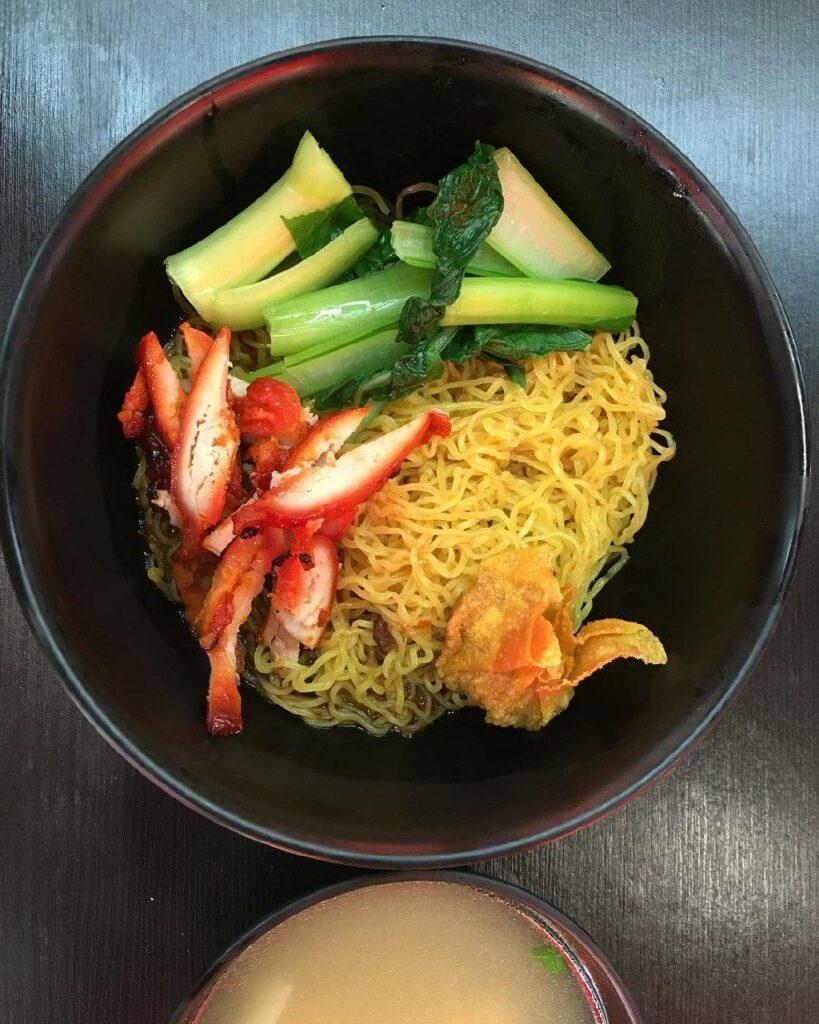 lorong chuan food Tanjong Rhu Wanton Noodle