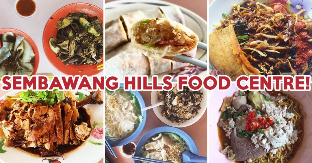sembawang hills food centre cover