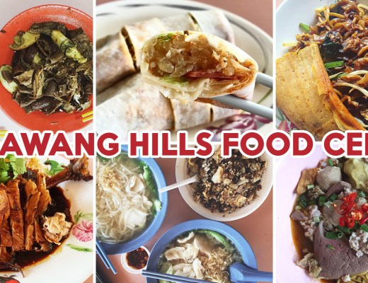 sembawang hills food centre cover
