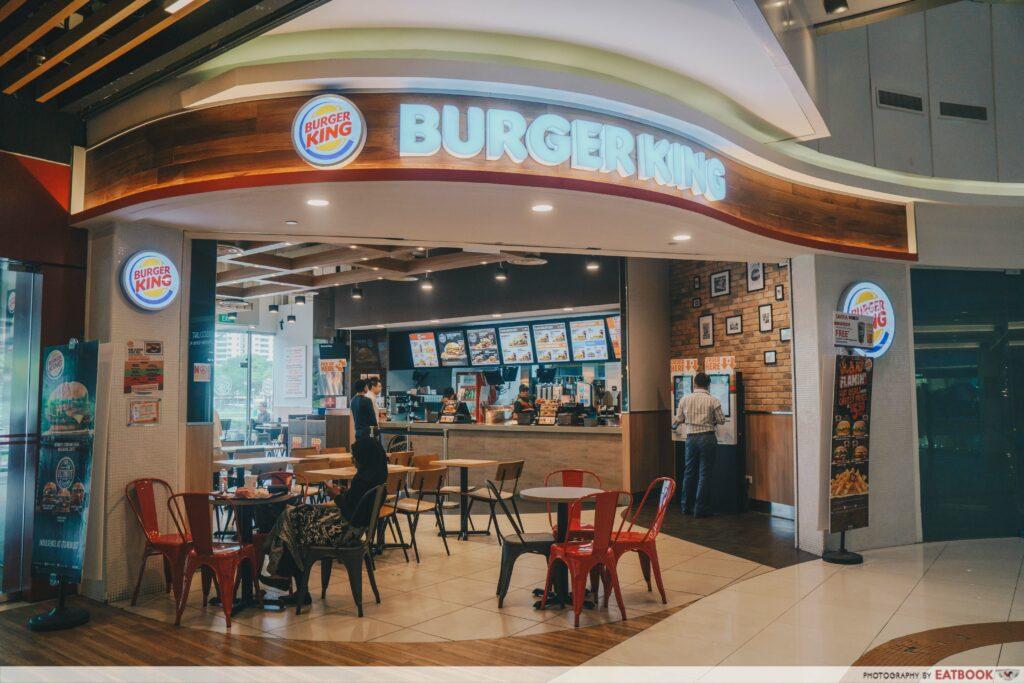 Burger King - Storefront