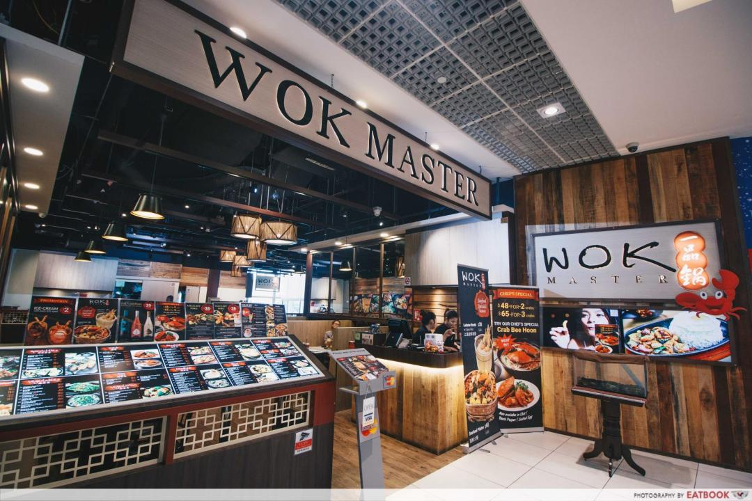 New New Restaurant City Square Mall - Wok Master City Square Mall - Wok Master