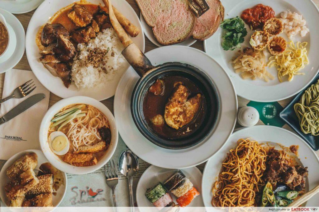Spice Brasserie - Buffet