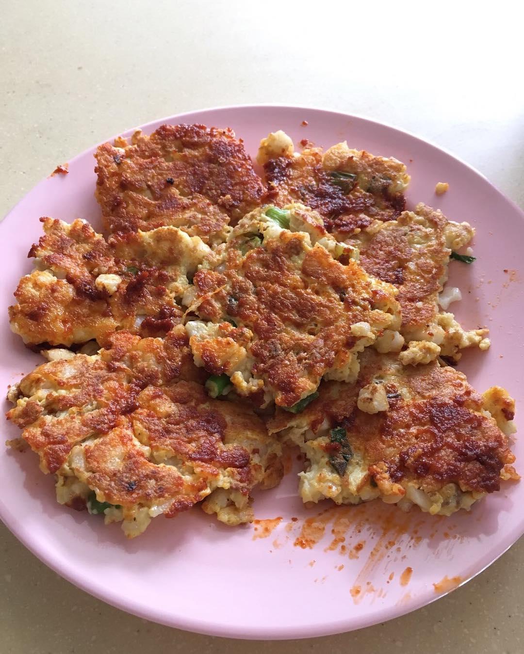 Hainanese Village Food Centre - Hup Huat White Carrot Cake
