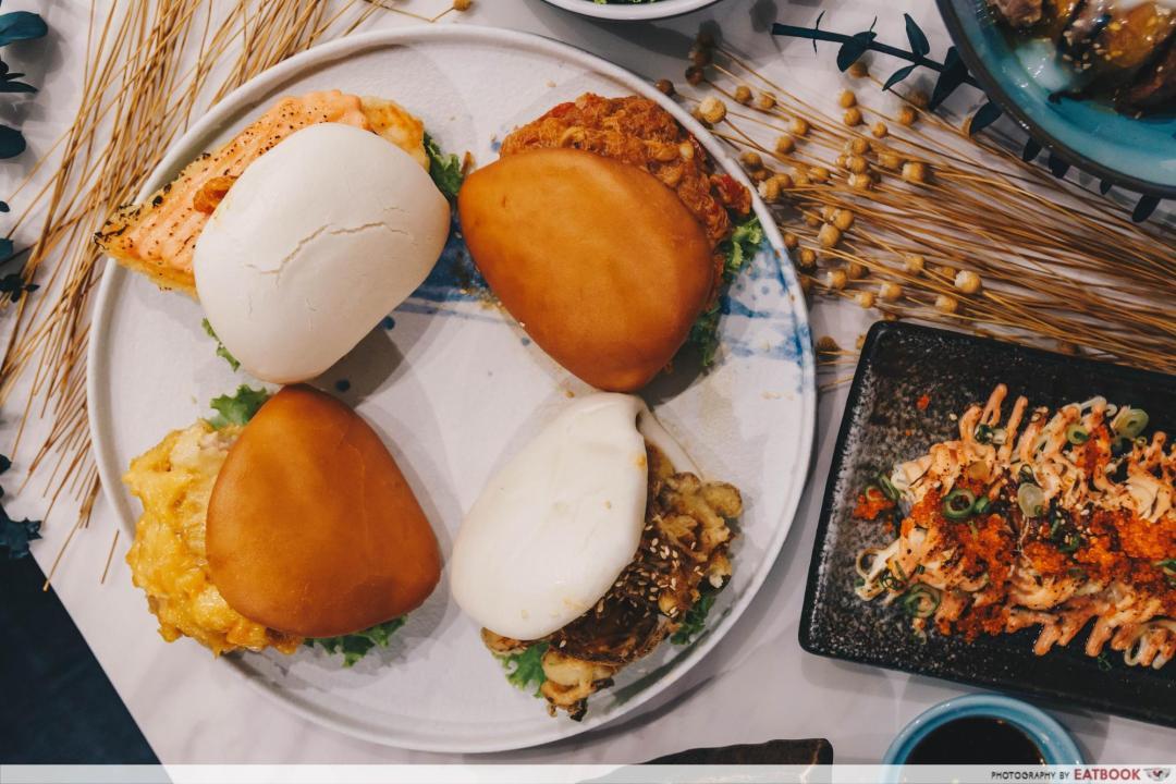 New Restaurants August 2018 - Bao Makers Food