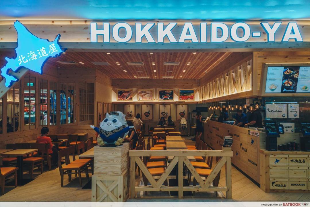 New Restaurants August 2018 - Hokkaido-Ya Ambiance