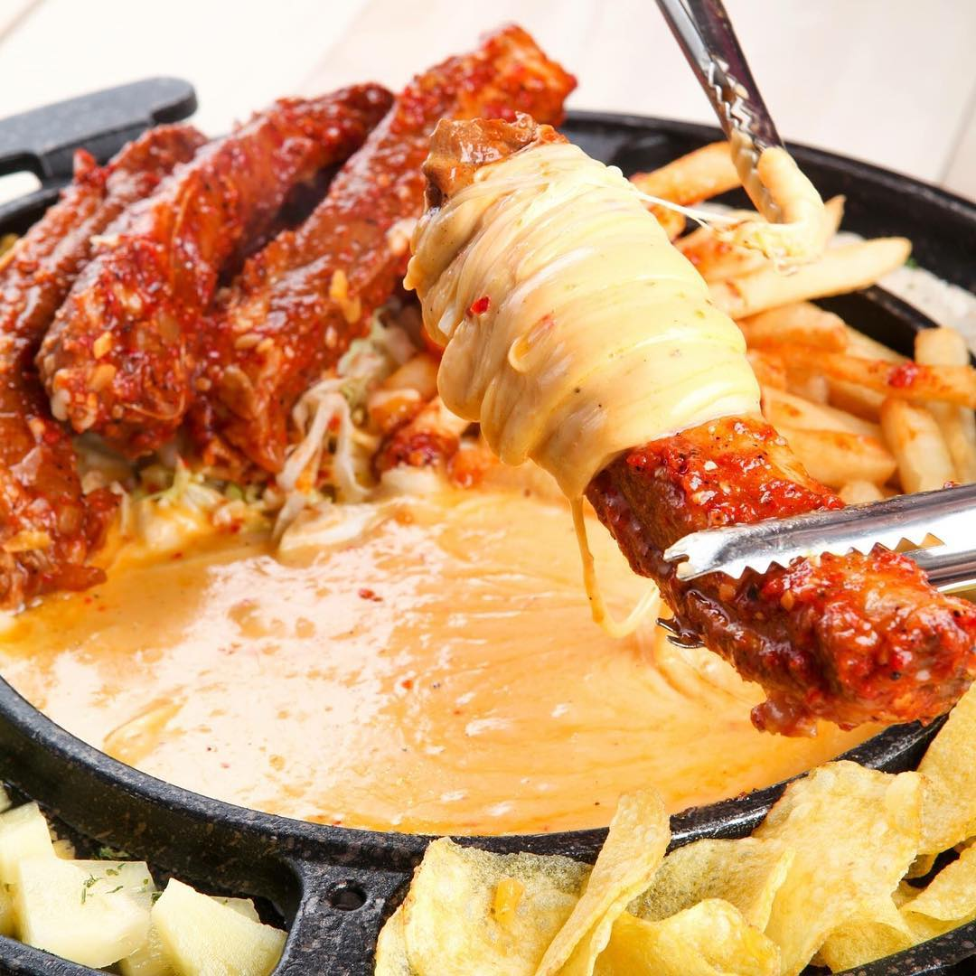 Northpoint City - PatBingSoo Korean Dining House