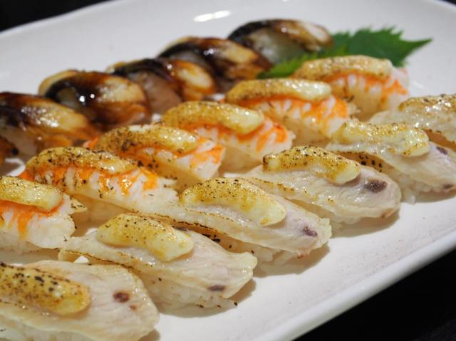 Sushi Buffet Food Places - (7)