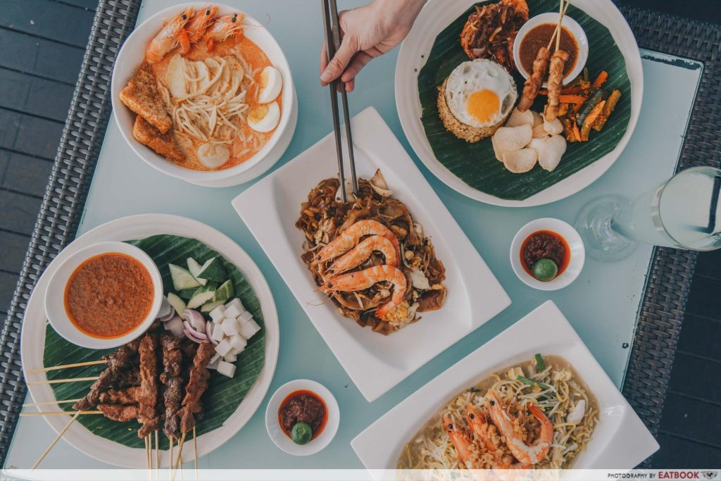limited time dining deals maybank Cocobolo Poolside Bar + Grill