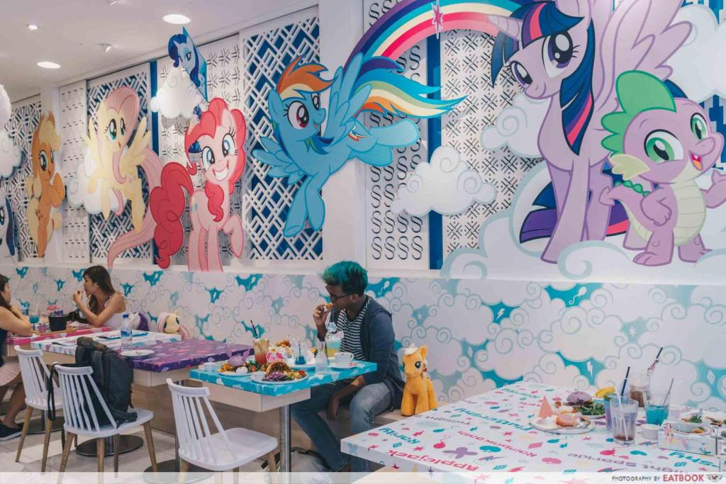 My Little Pony Cafe Ambience