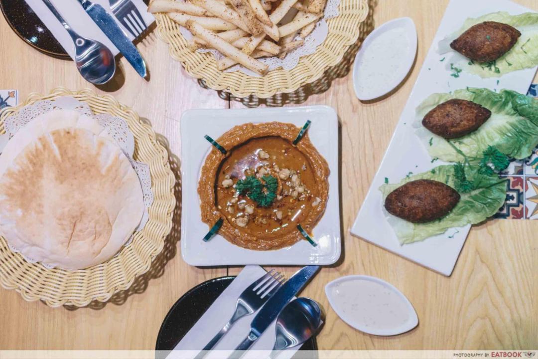 Pita Tree Mediterranean Food