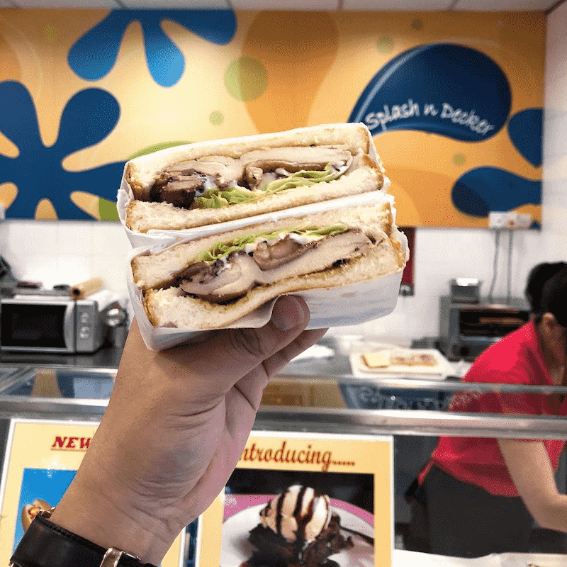 Splash N Decker Ion Orchard Sandwich-min