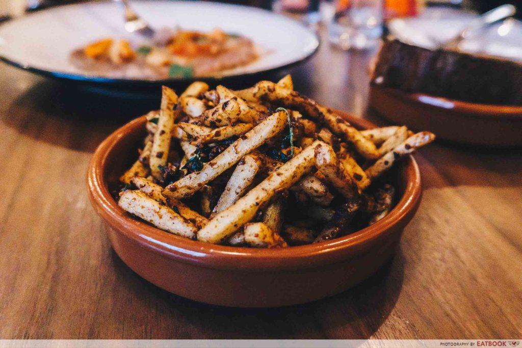 The Guild Salt and Vinegar Fries