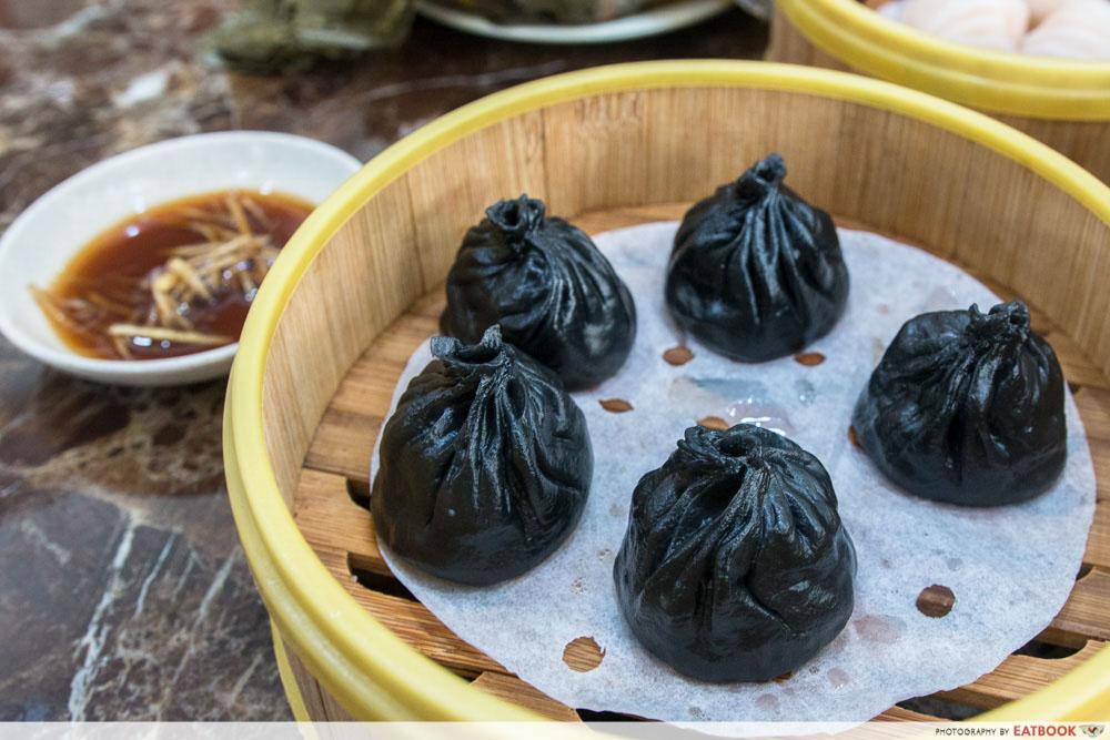 Zi Yean Bistro - Kurobuta Xiao Long Bao