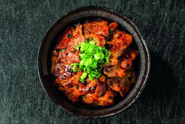 Donburi Revolution - beef don