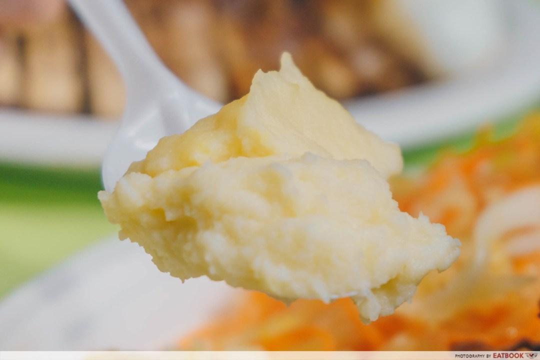 Oinkers & Buns - Mashed Potato