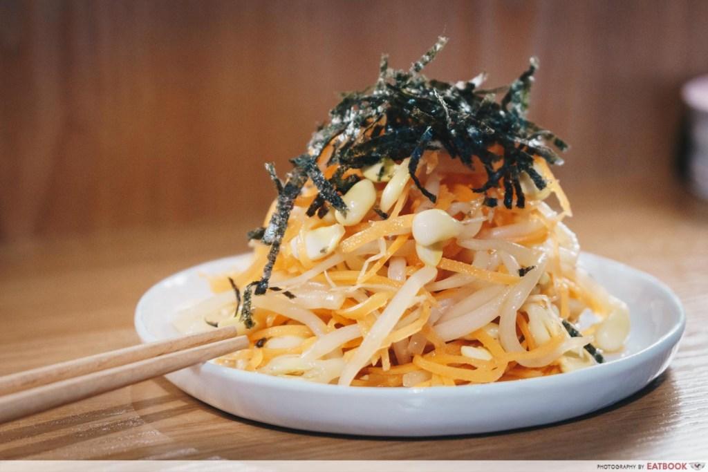 dumpling darlings - free side dish