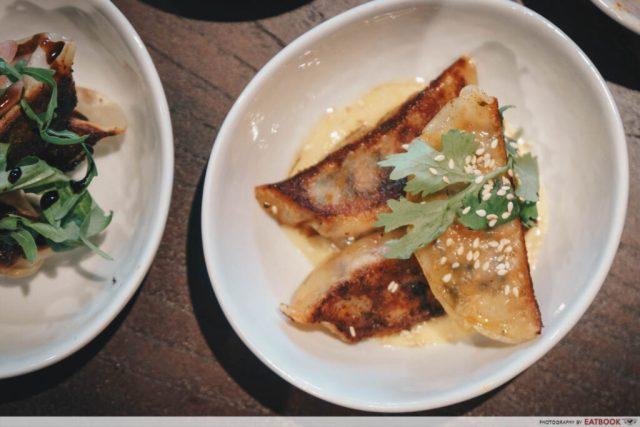 dumpling darlings veggie mandu