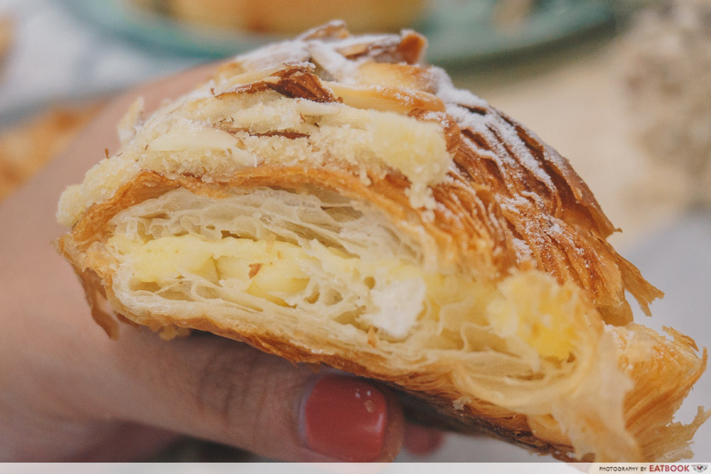 Bakery Brera - Almond Croissant Filling