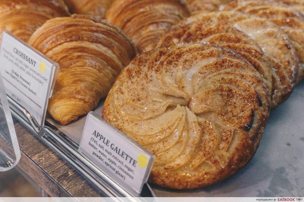 Bakery Brera - Apple Galette