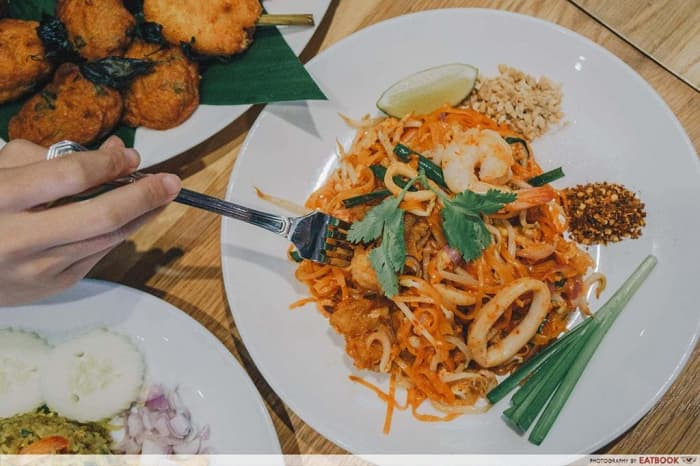 Simei Food Places Siam Kitchen
