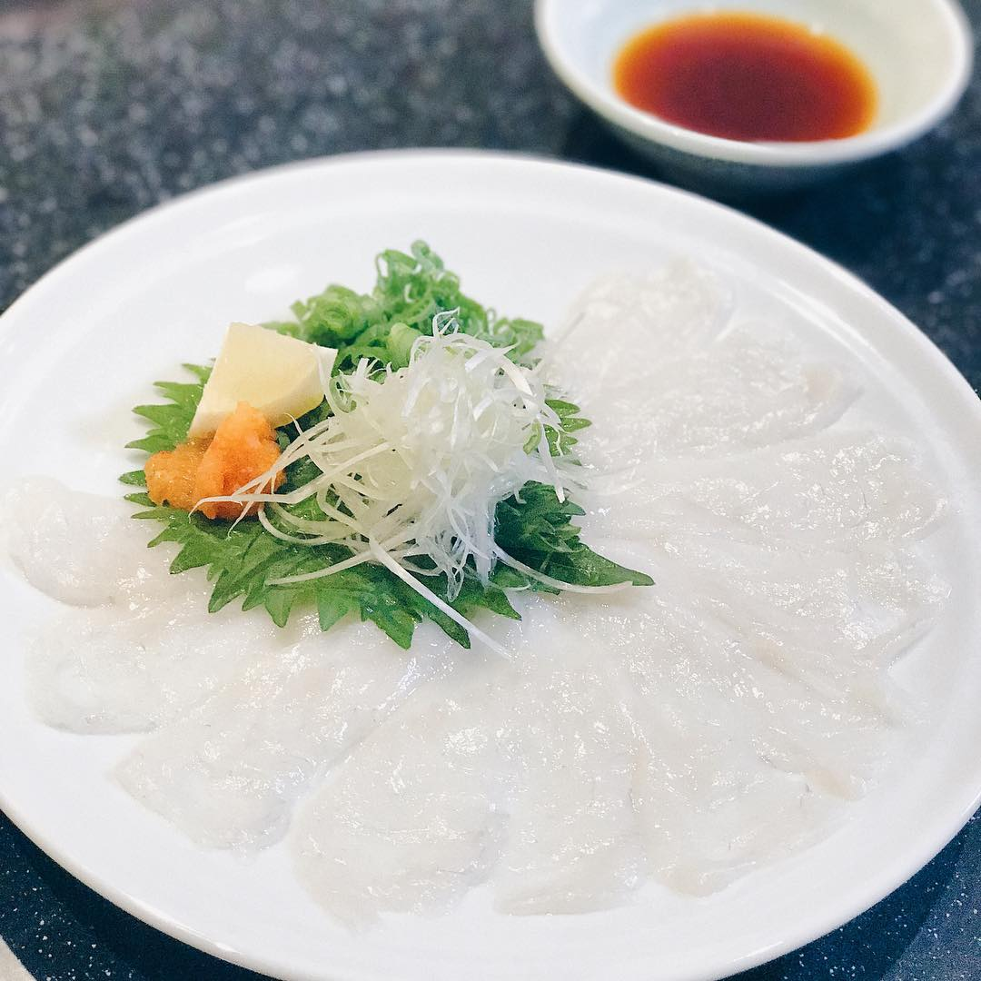 Underrated Japanese Dishes - Fugu Sashimi