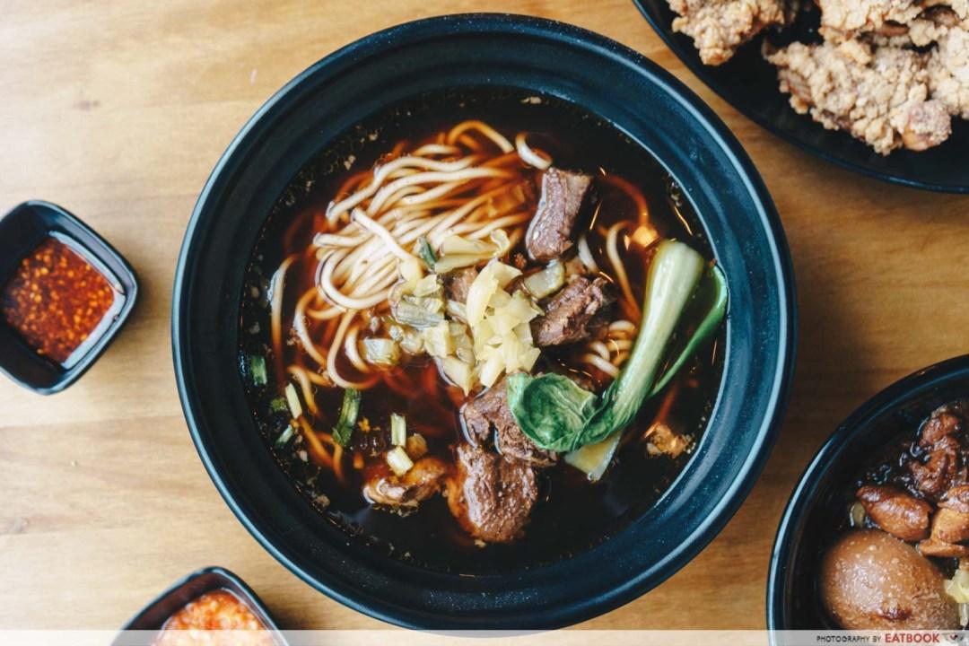 Beef Up - Beef Noodles