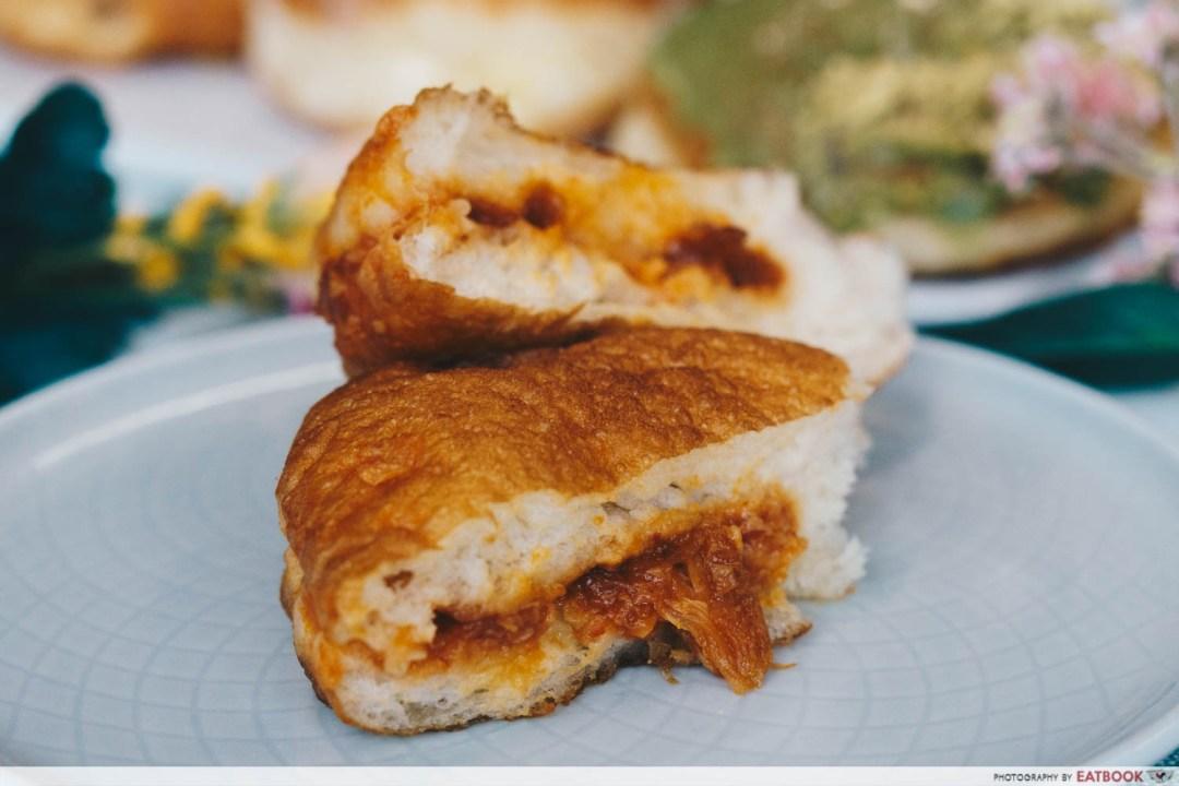 Doughnut Shack - Chilli Crab Bombolone