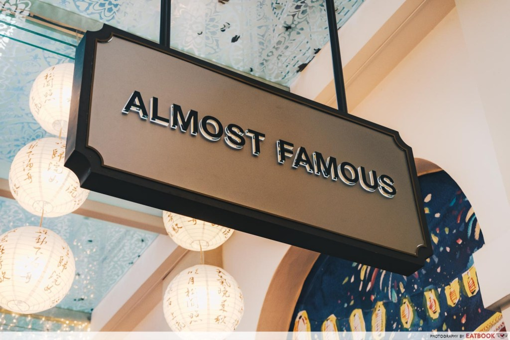 Almost Famous CHIJMES