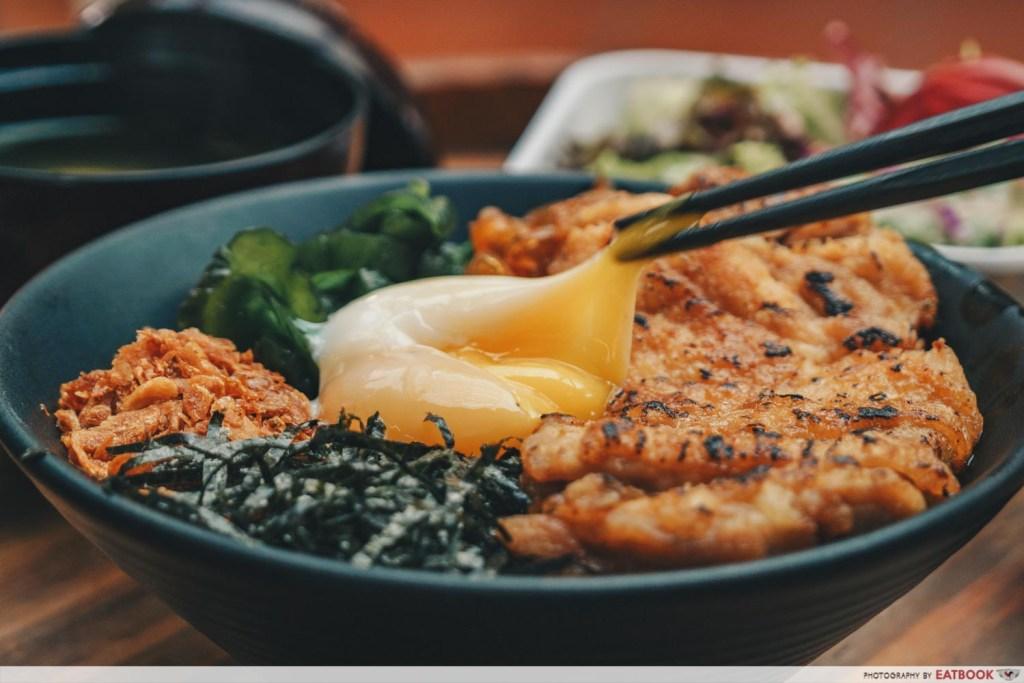 CHIJMES The Modern Izakaya lunch