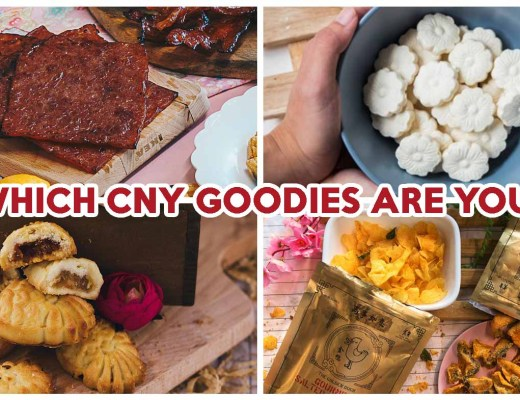 CNY Goodies Quiz - Feature Image