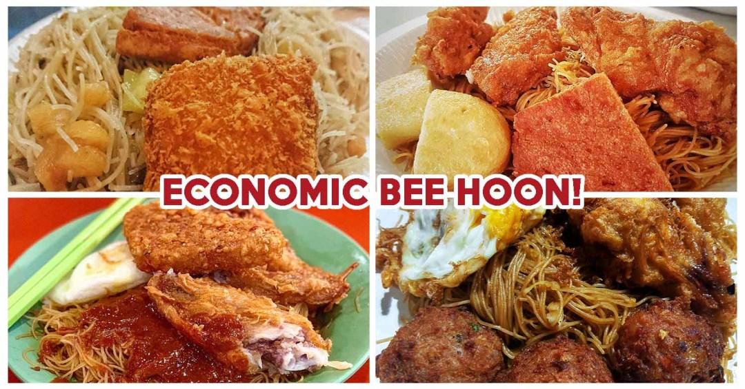 Economic Bee Hoon - Feature Image
