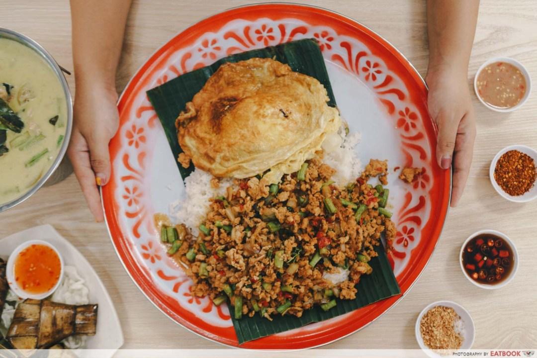 Im Thai Kitchen - Giant Phad Kapao