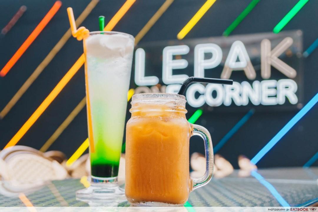 Yassin Kampung - Drinks