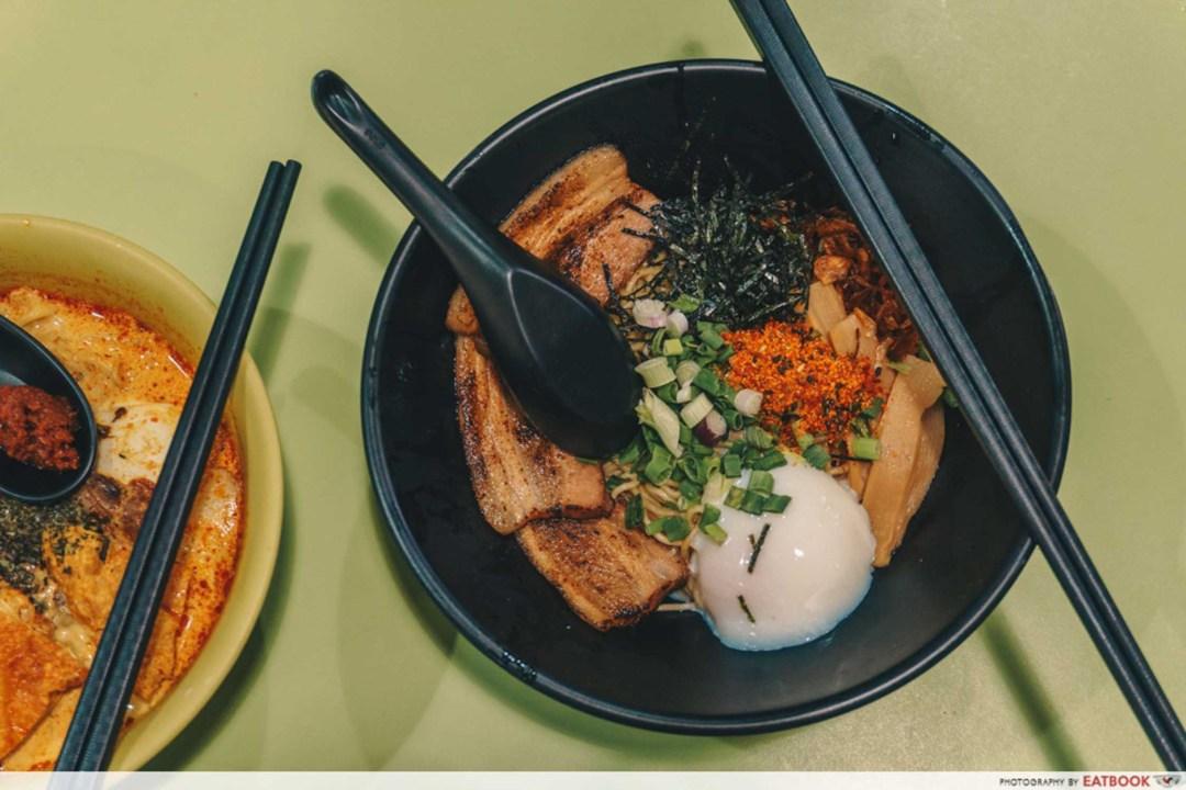 Daily Noodles - Chashu Mazesoba Intro Shot