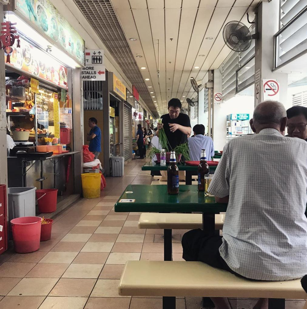hawker centres west taman jurong market and food centre