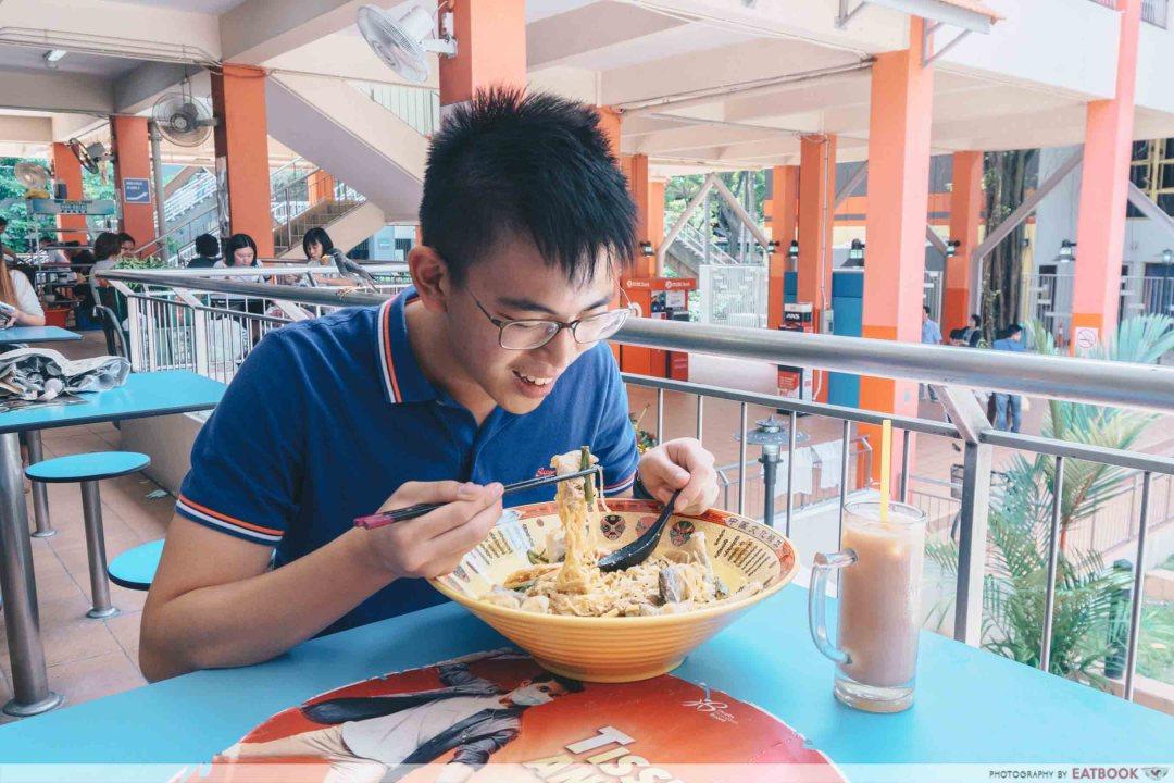 salted egg yolk xiang guo verdict