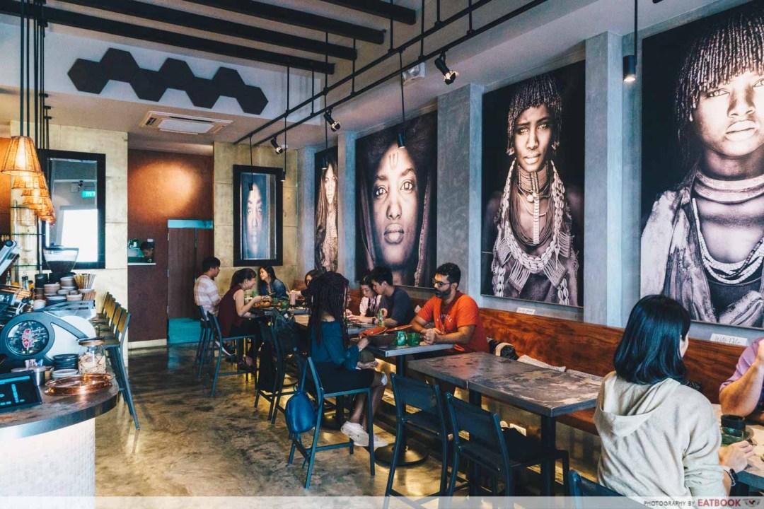 10 New Restaurants March - Kafe UTU