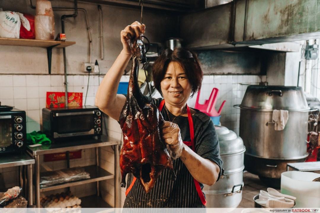Mei Mei Roast - Mdm Lee