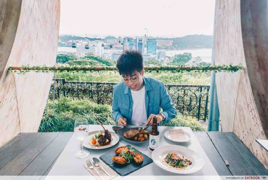 Romantic Restaurant - Arbora