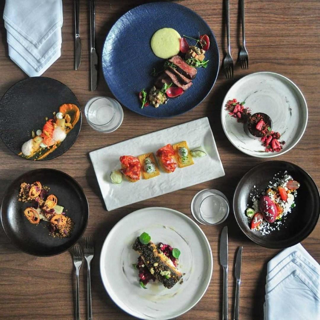Romantic Restaurant - Botanico Food