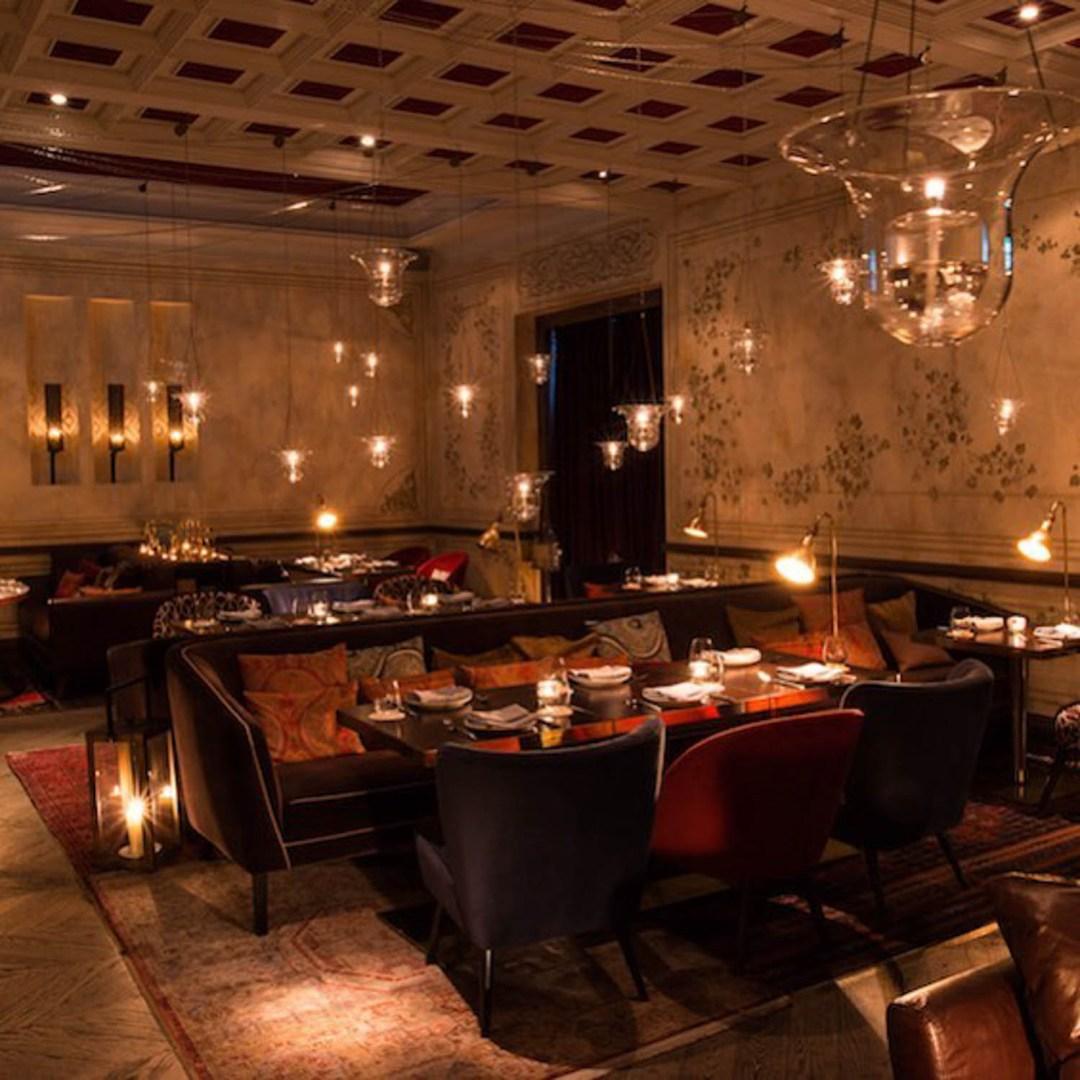 Romantic Restaurant - The Ottomani