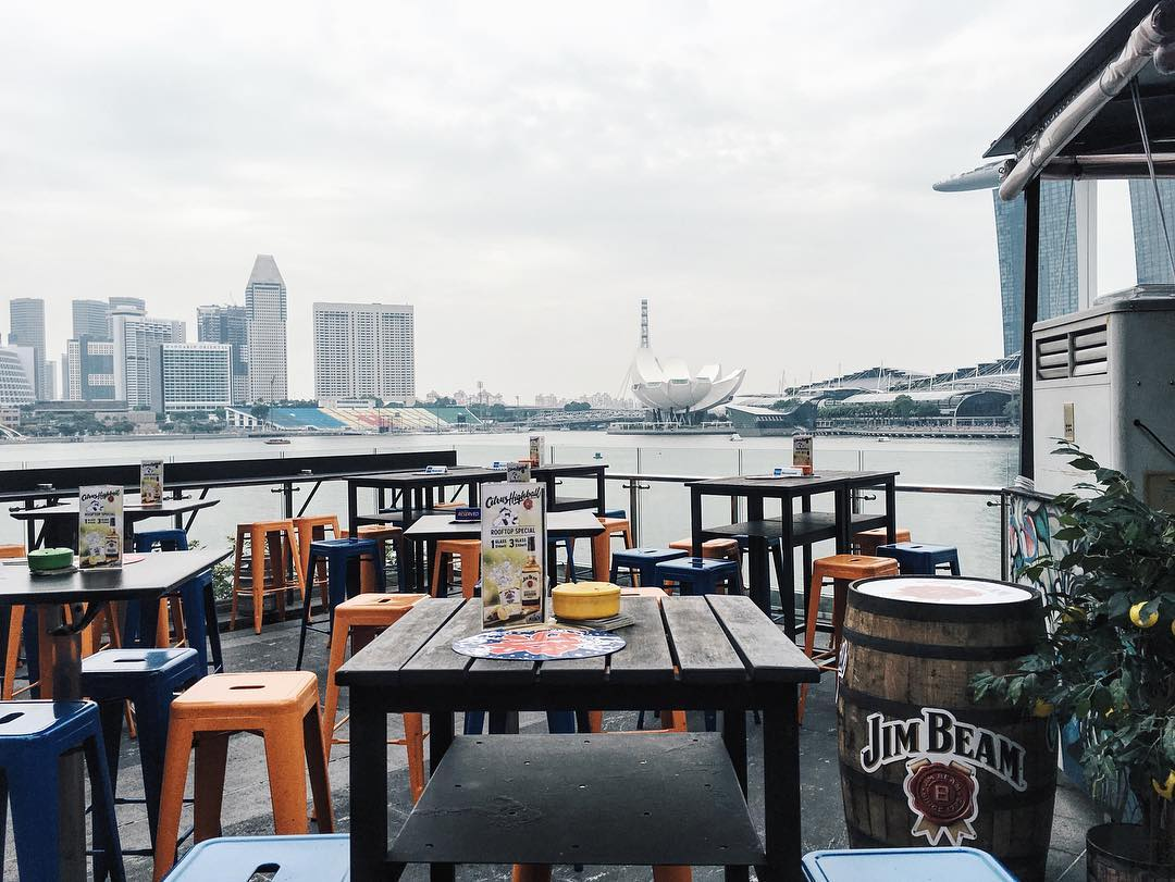10 rooftop restaurants - kinki