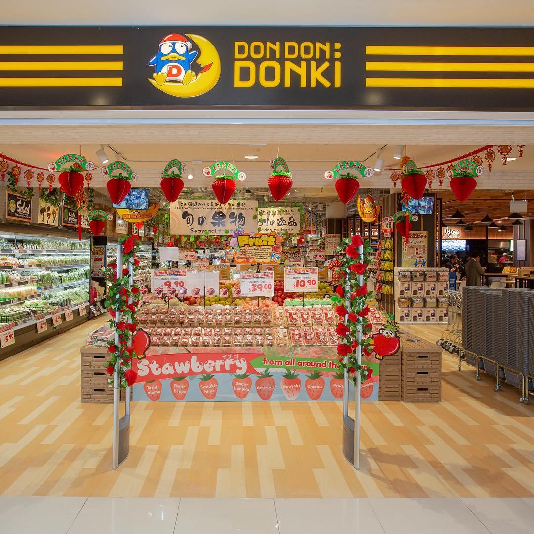 Don Don Donki - City Square Mall