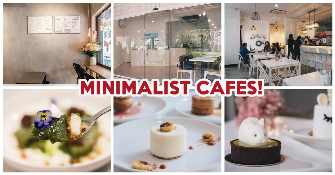 Minimalist Cafes - Cover Image
