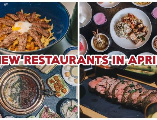 New Restaurant April - Feature Image