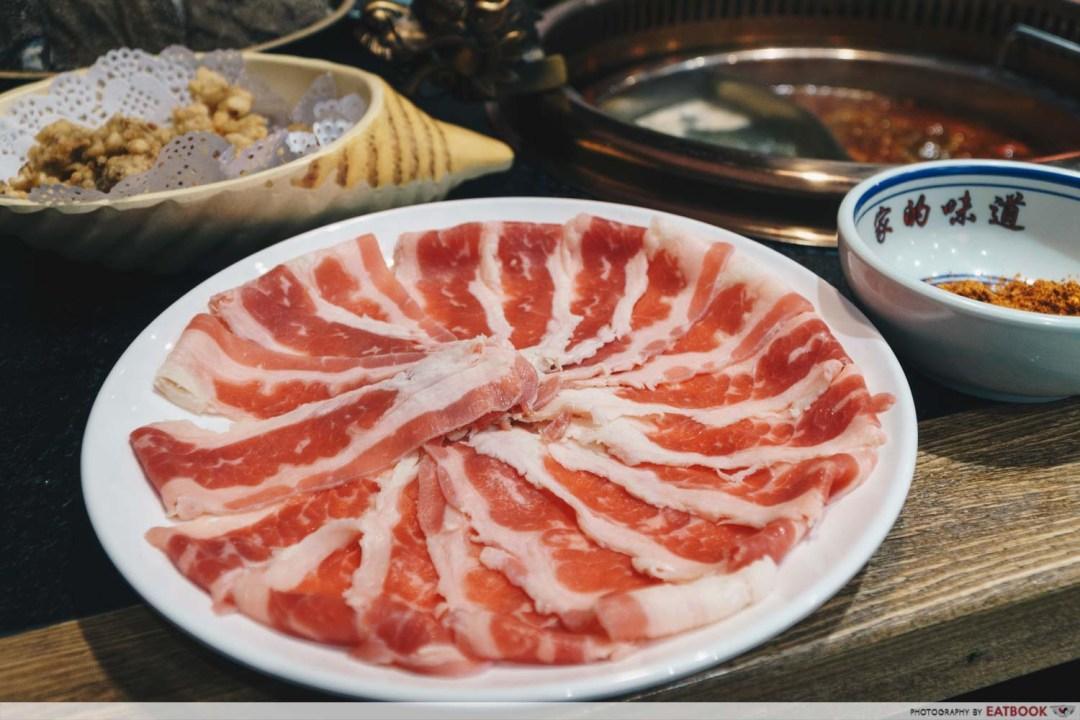 Xiao Mu Deng Traditional Hotpot - Beef Slices
