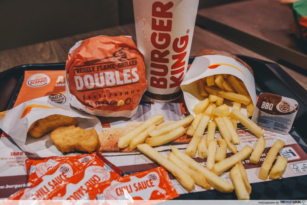 Jewel Halal Food - Burger King