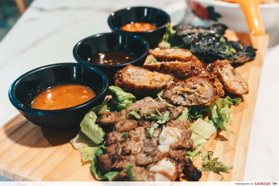 New restaurants May - No Milk Fish Soup and Bistro Mixed fish Soup